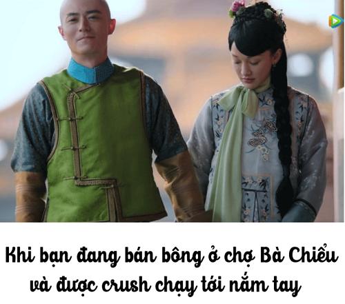 """""""Như Ý"""" Châu Tấn bị chê mặc đồ quê mùa trong """"Như Ý truyện"""" - Ảnh 1"""