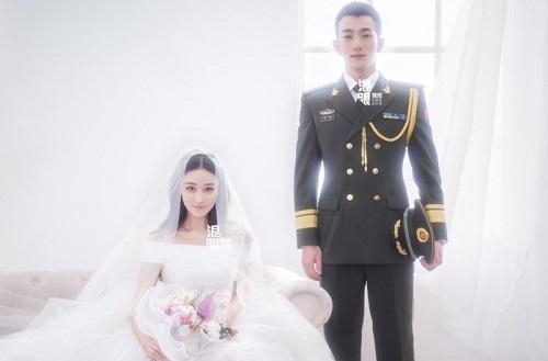Trương Hinh Dư chính thức công bố ngày cưới với chàng quân nhân 'soái ca' Hà Tiệp - Ảnh 1