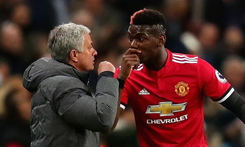 Mourinho và Pogba có thể rời M.U trong năm tới - Ảnh 1