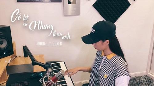 """""""Thánh nữ cover"""" Hương Ly khiến fan """"sốc nặng"""" bằng màn hát live trên sân khấu - Ảnh 4"""