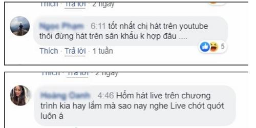 """""""Thánh nữ cover"""" Hương Ly khiến fan """"sốc nặng"""" bằng màn hát live trên sân khấu - Ảnh 3"""
