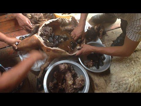 Tuyệt chiêu làm thịt nướng chống chọi lại cả mùa đông của người Mông Cổ - Ảnh 2
