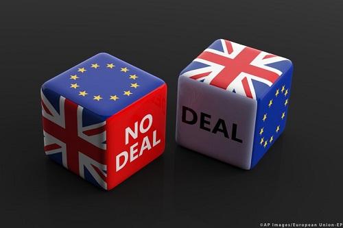 Brexit hé mở hy vọng sau hàng tuần bế tắc - Ảnh 1