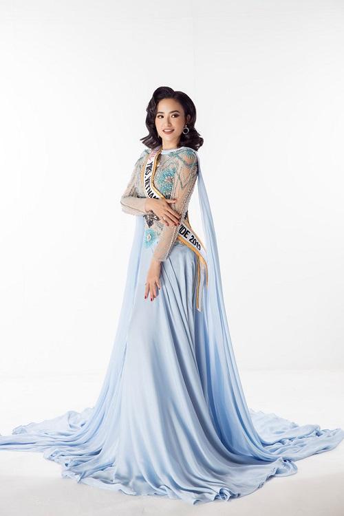 Chân dung người đẹp Việt Nam thi Hoa hậu Phụ nữ Toàn thế giới 2019 - Ảnh 2