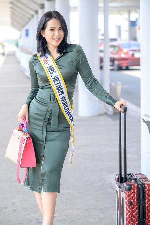 Chân dung người đẹp Việt Nam thi Hoa hậu Phụ nữ Toàn thế giới 2019 - Ảnh 3