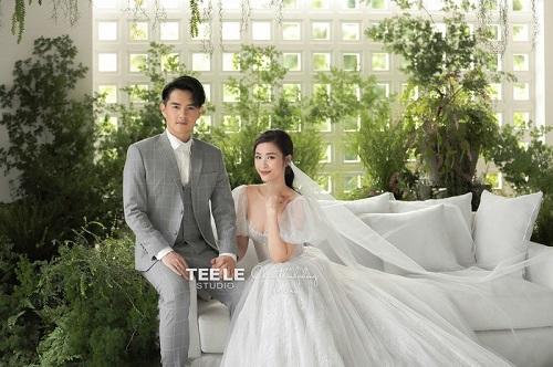 Chiêm ngưỡng trọn bộ ảnh cưới đẹp lung linh của Đông Nhi - Ông Cao Thắng - Ảnh 8