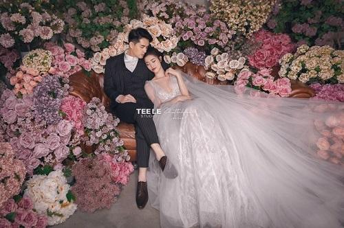 Chiêm ngưỡng trọn bộ ảnh cưới đẹp lung linh của Đông Nhi - Ông Cao Thắng - Ảnh 13