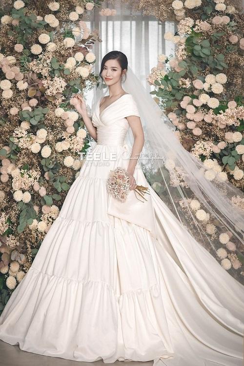 Chiêm ngưỡng trọn bộ ảnh cưới đẹp lung linh của Đông Nhi - Ông Cao Thắng - Ảnh 2
