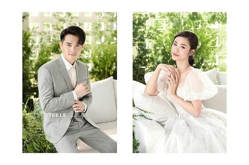 Chiêm ngưỡng trọn bộ ảnh cưới đẹp lung linh của Đông Nhi - Ông Cao Thắng - Ảnh 7