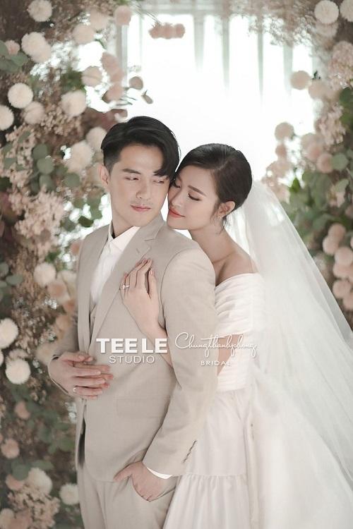 Chiêm ngưỡng trọn bộ ảnh cưới đẹp lung linh của Đông Nhi - Ông Cao Thắng - Ảnh 5