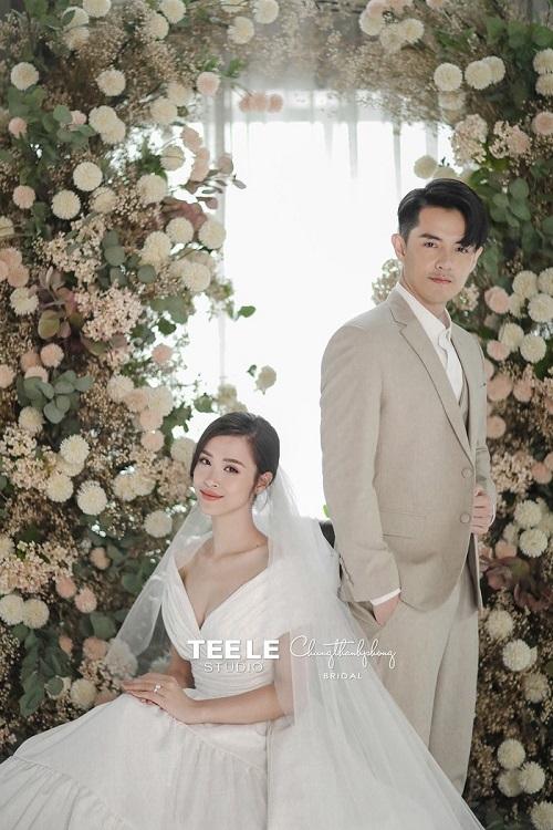 Chiêm ngưỡng trọn bộ ảnh cưới đẹp lung linh của Đông Nhi - Ông Cao Thắng - Ảnh 4