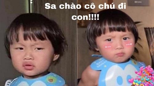 Con trai trở thành 'hot meme' trên mạng xã hội, Vlogger Quỳnh Trần bất ngờ lên tiếng - Ảnh 3