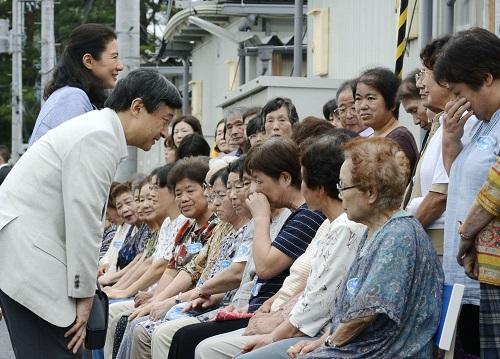 Những hình ảnh đáng nhớ của Nhật Hoàng Naruhito từ khi còn là Thái tử - Ảnh 9