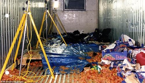 Vụ 39 người chết trong xe container ở Anh: Sự gia tăng của nạn buôn người và nhập cư trái phép vào Anh  - Ảnh 3