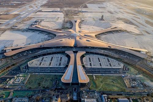 Bắc Kinh: Siêu sân bay trị giá 63 tỷ đô bắt đầu vận hành các chuyến bay quốc tế - Ảnh 1