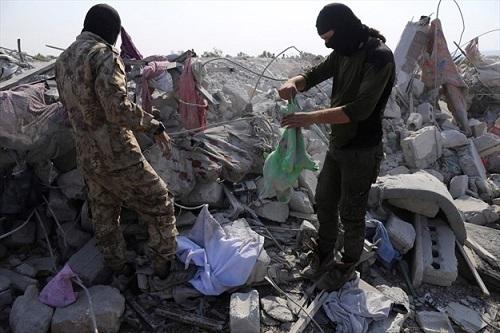 Mỹ muốn tăng cường chống lại Nhà nước Hồi giáo sau khi thủ lĩnh của nhóm này chết - Ảnh 2