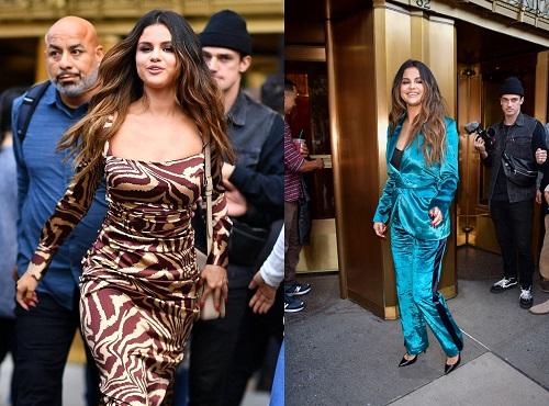 Selena khoe vóc dáng nóng bỏng sau khi giảm cân  - Ảnh 6