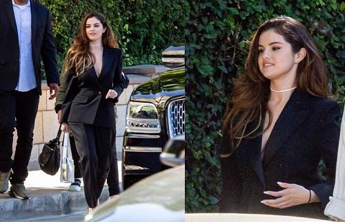 Selena khoe vóc dáng nóng bỏng sau khi giảm cân  - Ảnh 5