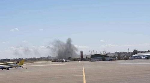Libya: Chiến trường lớn nhất của các cuộc tấn công bằng máy bay không người lái - Ảnh 1