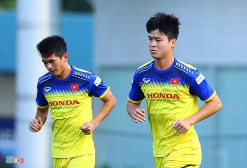 Trước thềm vòng loại World Cup 2022, tuyển thủ Việt Nam mất 2 ngày không tập luyện ở Triều Tiên - Ảnh 1