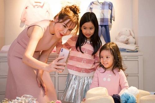 Ngắm 2 công chúa siêu dễ thương nhà Hồ Hoài Anh - Lưu Hương Giang - Ảnh 3