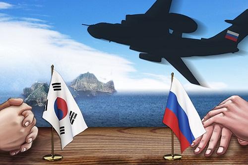 Hàn Quốc - Nga xúc tiến lập đường dây nóng không quân - Ảnh 1