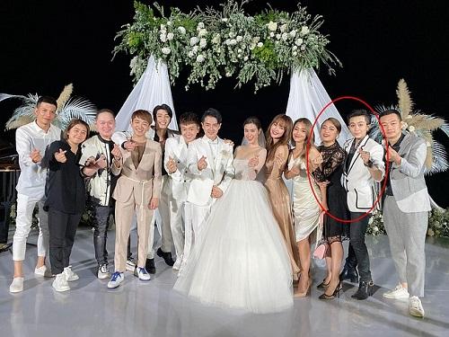 Những hình ảnh thân mật của Hoàng Thùy Linh và Gil Lê tại đám cưới Đông Nhi - Ông Cao Thắng - Ảnh 3