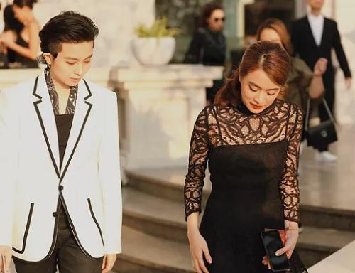 Những hình ảnh thân mật của Hoàng Thùy Linh và Gil Lê tại đám cưới Đông Nhi - Ông Cao Thắng - Ảnh 6