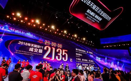 Tổng doanh thu ngày 11/11 của Alibaba đạt 38 tỷ USD - Ảnh 1