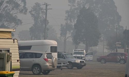 Ô nhiễm không khí bùng phát ở Australia do cháy rừng - Ảnh 2