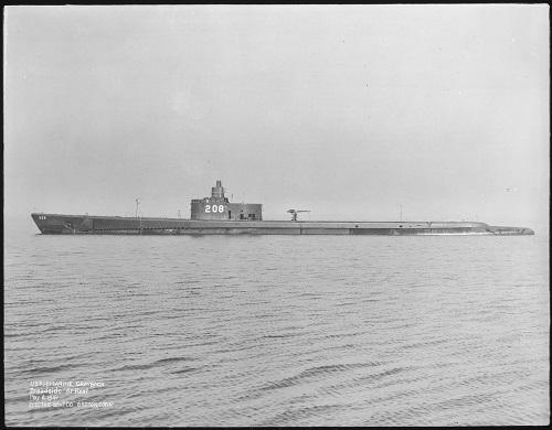 Tàu ngầm mất tích 75 năm bất ngờ được tìm thấy ở Nhật Bản - Ảnh 2