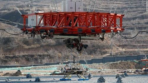 Trung Quốc thành công trong việc thử nhiệm tàu thám hiểm sao Hỏa - Ảnh 1
