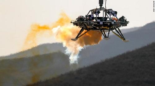 Trung Quốc thành công trong việc thử nhiệm tàu thám hiểm sao Hỏa - Ảnh 2