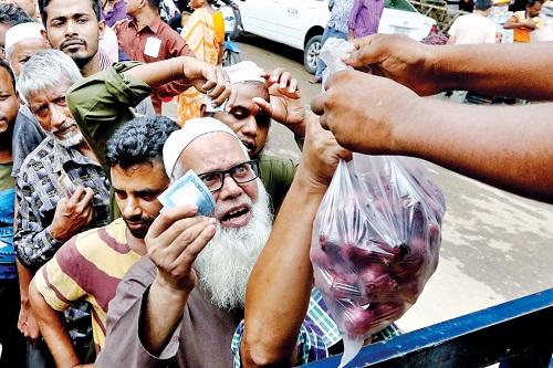 Bangladesh đối mặt với cuộc khủng hoảng hành tây  - Ảnh 2