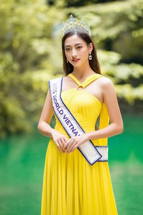Hoa hậu Lương Thùy Linh bắt đầu hành trình tại Miss World 2019 - Ảnh 2