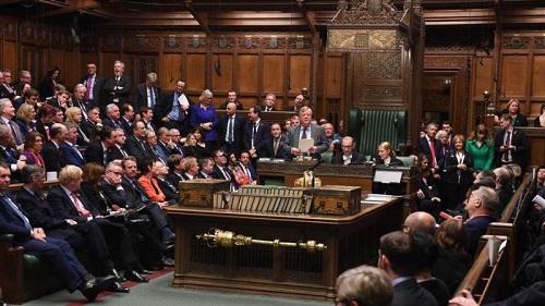 Quốc hội Anh tuyên bố giải thể  - Ảnh 1
