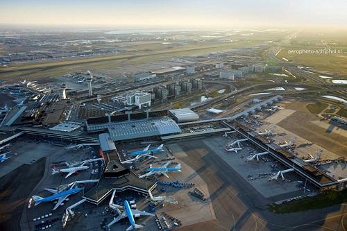 Hà Lan: Sân bay náo loạn vì báo động không tặc - Ảnh 4