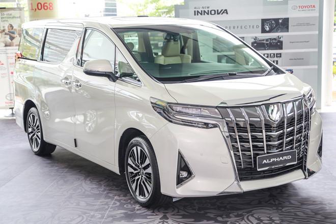 """Toyota Alphard dẫn đầu top 10 mẫu xe bán """"ế ẩm"""" tháng 3/2019  - Ảnh 2"""