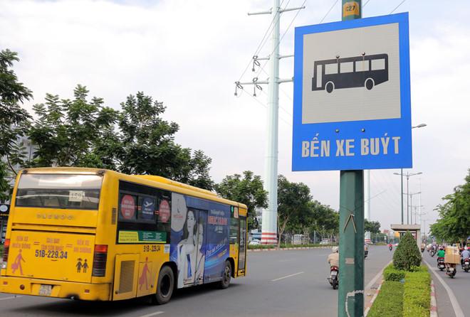 TP. Hồ Chí Minh chính thức tăng giá vé xe buýt  từ ngày 1/5 - Ảnh 1