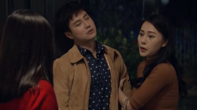 """Nàng dâu order tập 4: Yến thẳng tay đuổi """"tình cũ"""" của Phong ra khỏi nhà - Ảnh 2"""