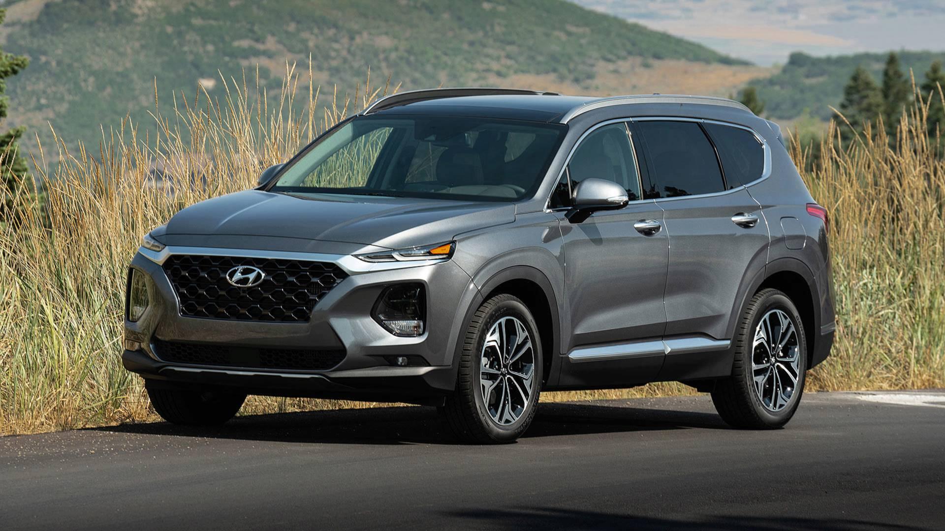 Bảng giá xe ô tô Hyundai mới nhất tháng 4/2019: Santa Fe 2019 thế hệ mới giá từ 995 triệu đồng  - Ảnh 1