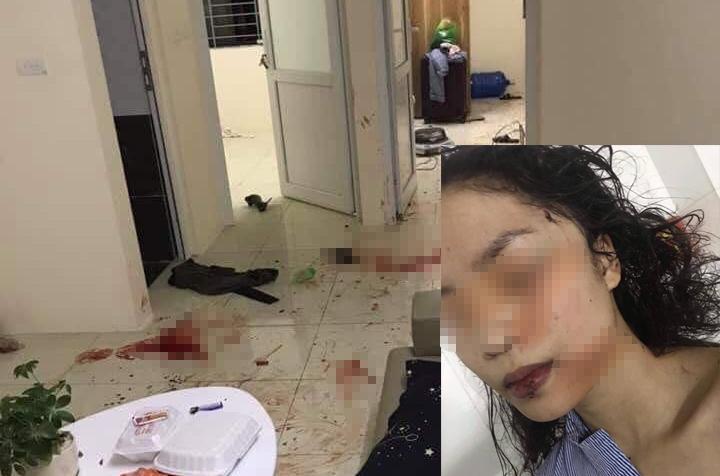 Bắc Ninh: Cô gái 18 tuổi bị nhóm bạn nữ rạch mặt dã man, phải khâu 60 mũi - Ảnh 1