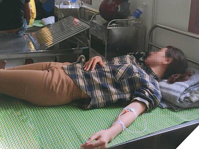 Điều tra vụ cô giáo trẻ bị tố xông vào nhà hành hung vợ đồng nghiệp - Ảnh 1