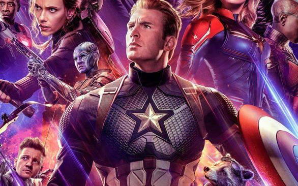 """Phá kỷ lục doanh thu, """"Avengers: Endgame"""" cán mốc 1,2 tỷ USD trong 5 ngày - Ảnh 1"""