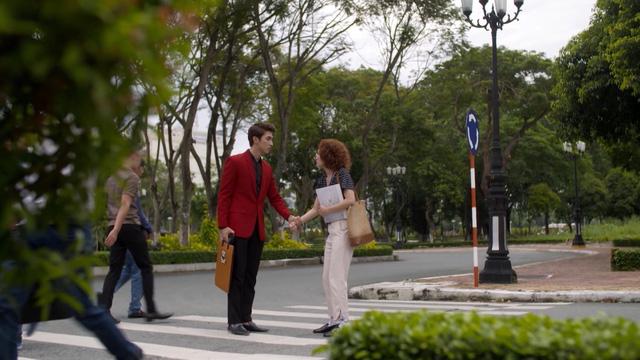 Mối tình đầu của tôi tập 40: Nam Phong kéo tay An Chi lại khi nghe thấy nói câu nói quen thuộc - Ảnh 2