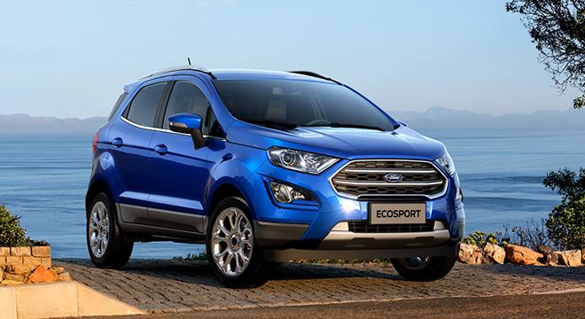 Bảng giá xe Ford mới nhất tháng 4/2019: SUV đô thị Ecosport có giá bán từ 545 triệu đồng - Ảnh 1