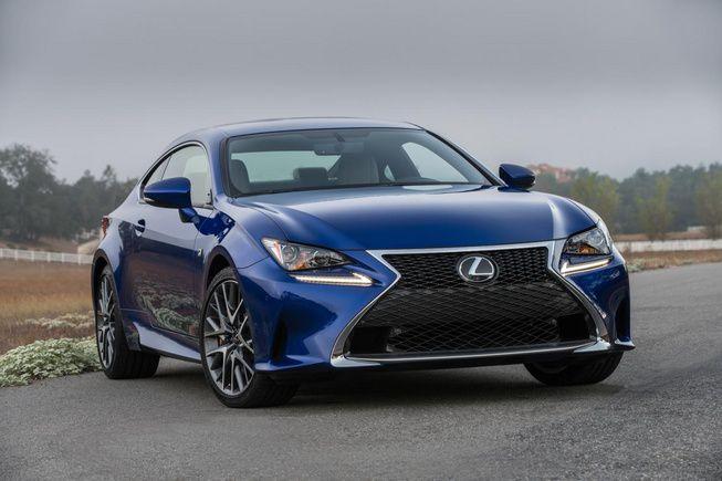 Bảng giá xe Lexus mới nhất tháng 4/2019: Lexus RC 300 có giá 3,27 tỉ đồng - Ảnh 1