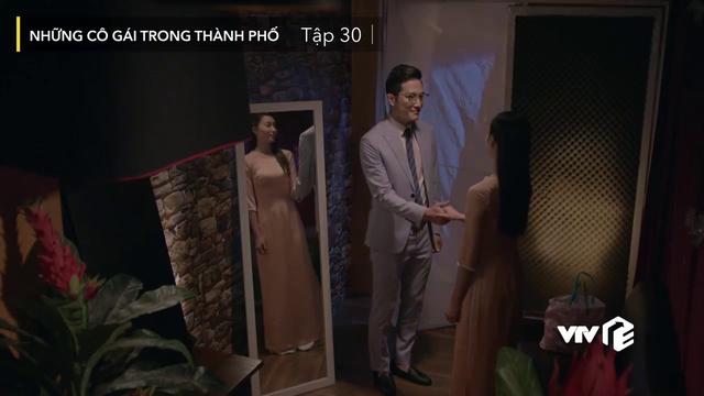 """""""Những cô gái trong thành phố"""" tập 30: Nữ đại gia đến thăm Tùng, ai ngờ đụng mặt Mai - Ảnh 2"""