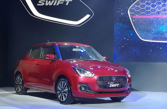 Bảng giá xe Suzuki mới nhất tháng 4/2019: Swift 2019 có giá từ 499 triệu đồng - Ảnh 1