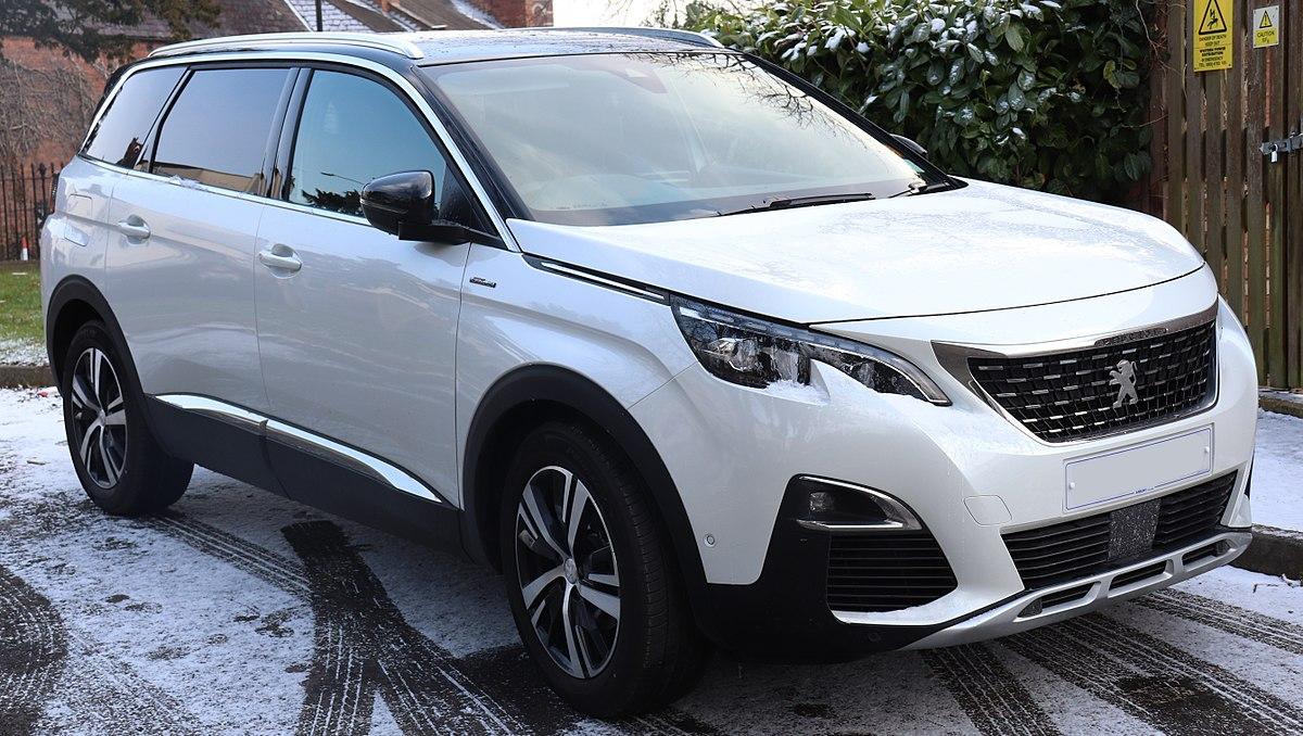 Bảng giá xe Peugeot mới nhất tháng 4/2019: Mẫu xe 5008 giá gần 1,4 tỷ đồng - Ảnh 1